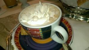 Heiße Schokolade bei Cron & Lanz
