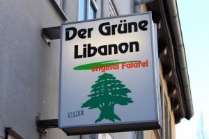 Der Grüne Libanon