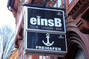Club EinsB und Freihafen