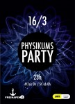 Physikumsparty 16.03.16