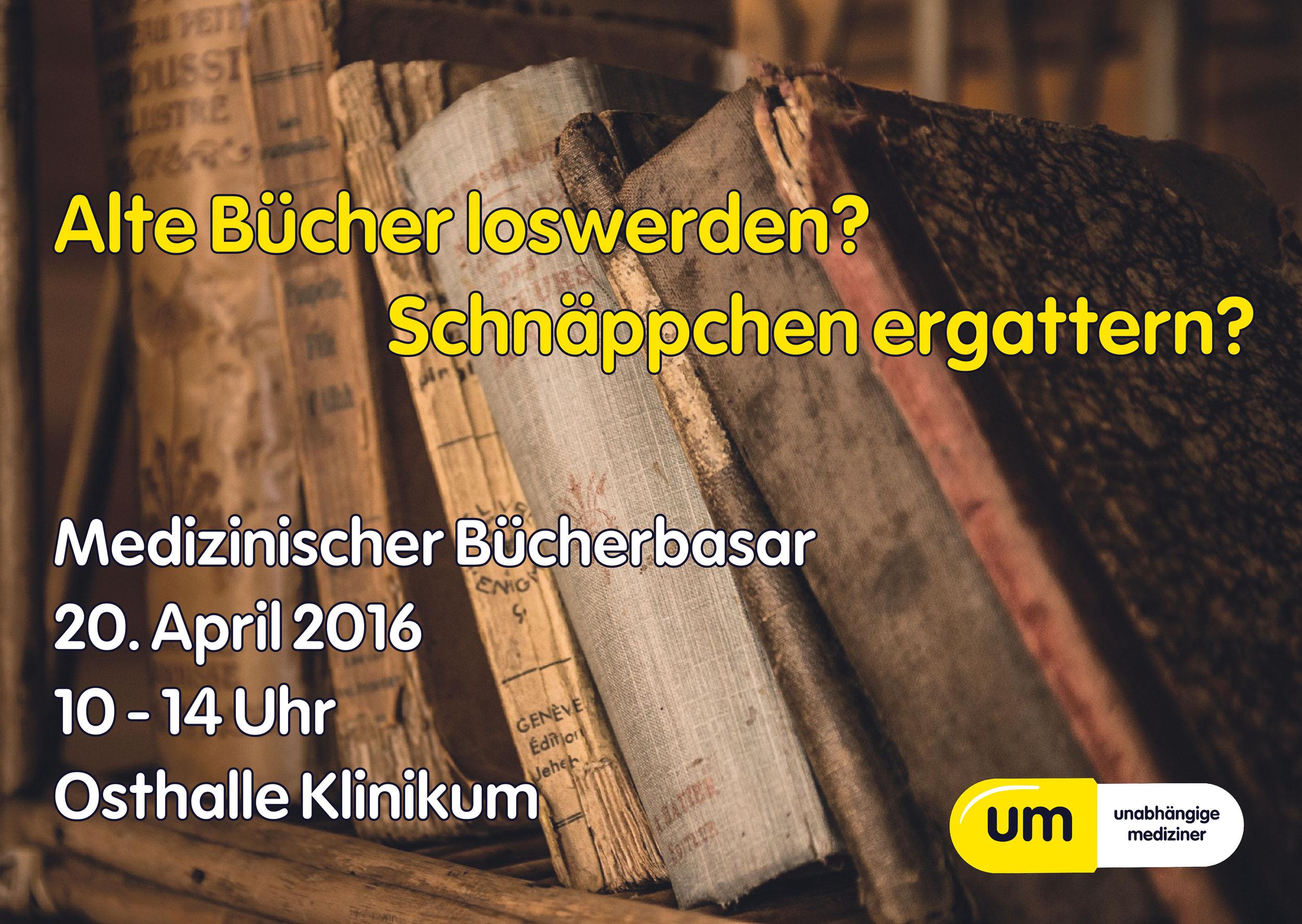 Bücherbasar SoSe 16