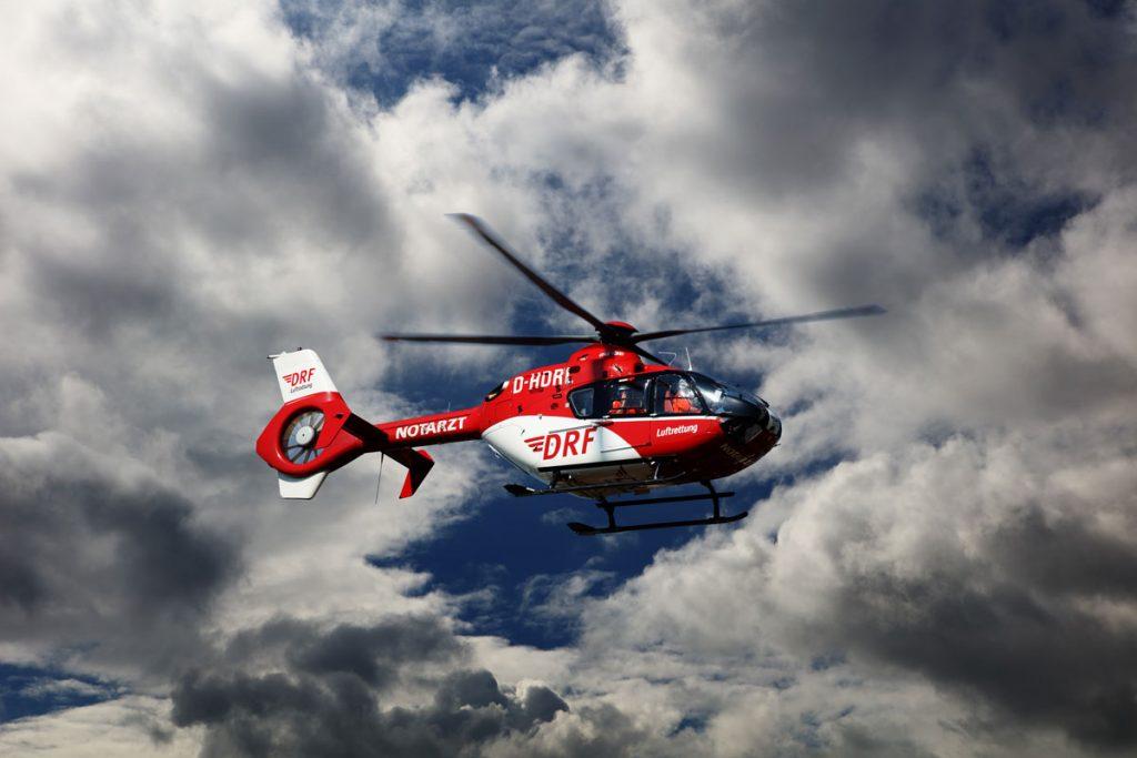 Helikopterführung