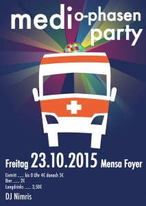 Medi O-Phasen Party WS15/16