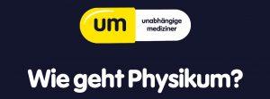 Wie geht Physikum? - Informationsveranstaltung zu M1